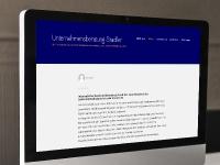 unternehmensbratung-webseite